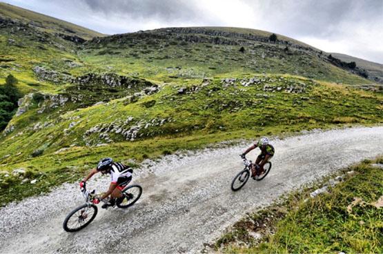 Tanti percorsi per Mountain Bike